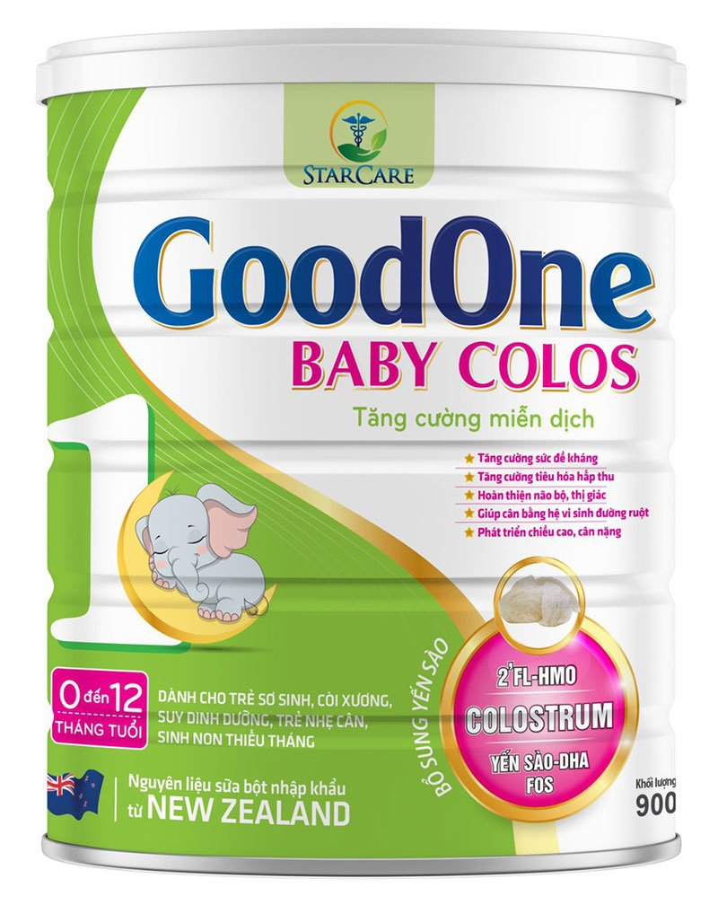 Sữa bột GoodOne Baby Colos 1